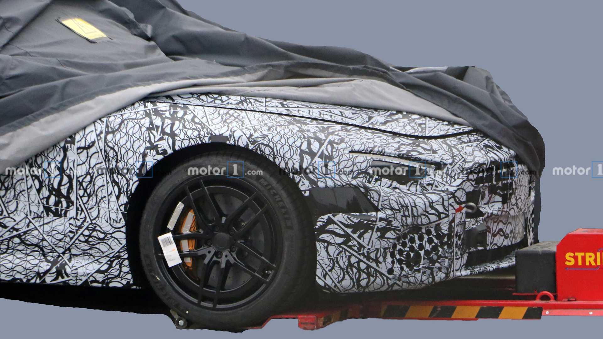 第七代奔驰SL只推6款AMG车型 经典SL73以插混版回归