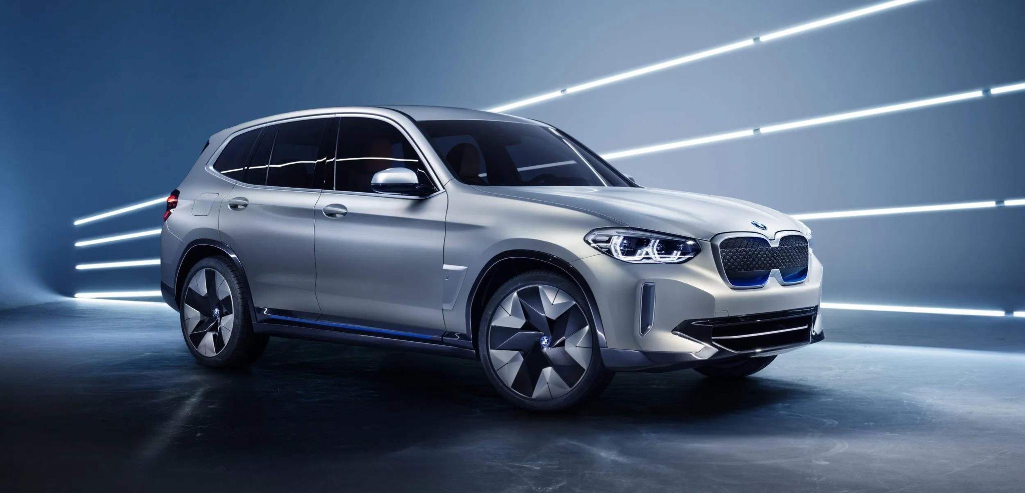 宝马第二款纯电动车iX3将于2020年夏末启动,将同步在华晨宝马工厂生产,2021年将推出i4和i-Next。