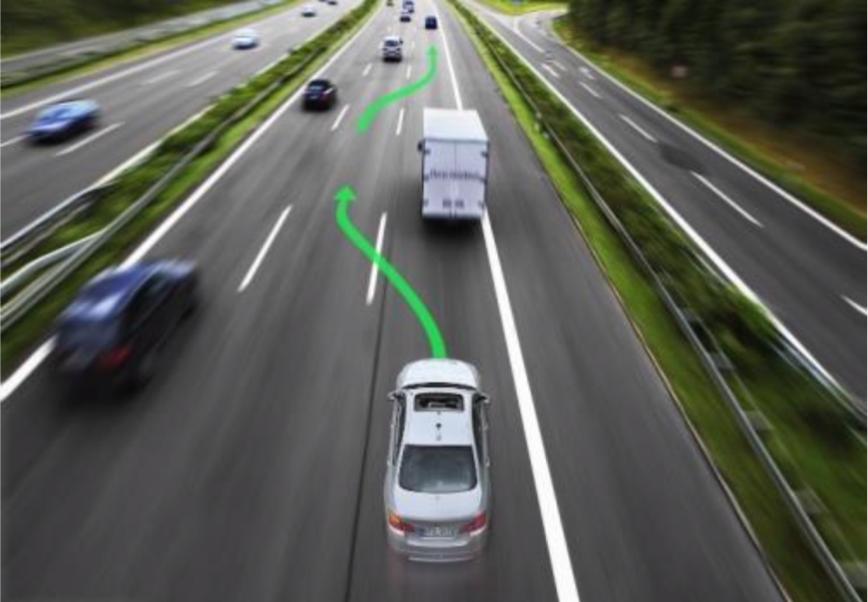 不可能的挑战 长安CS55自动驾驶穿越无人区