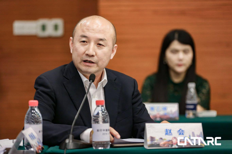 重庆长安汽车股份有限公司研究总院副院长 赵会