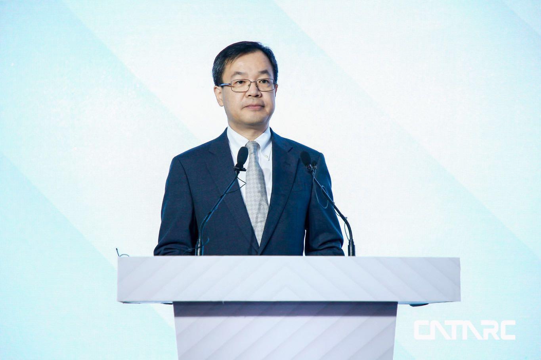中国汽车技术研究中心副总经理 李洧