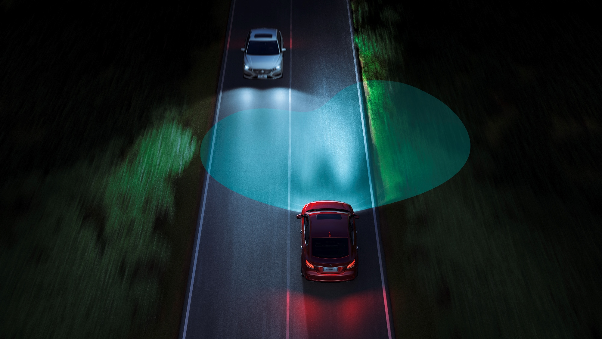 IHC智能远近光控制系统