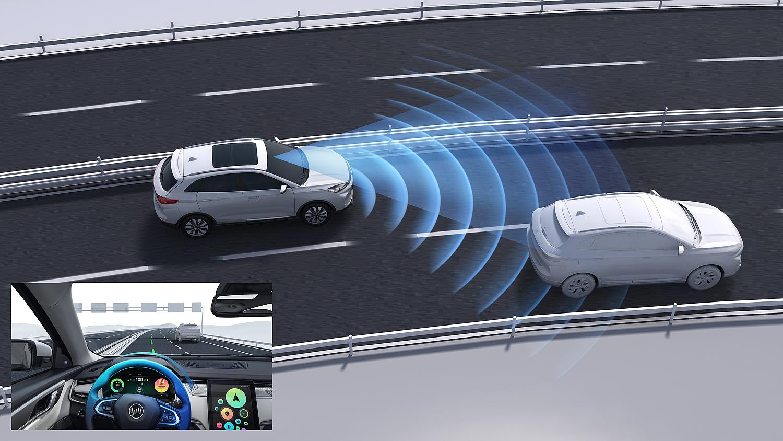 ICA 高速巡航车道中央行驶辅助