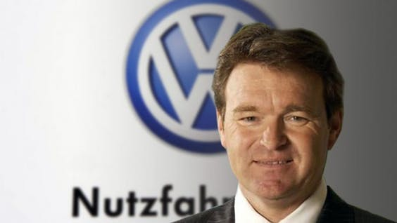 奥迪将任命销售总监Bram Schot为临时CEO