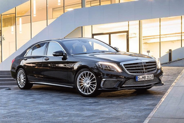 豪华轿车的极致之作,80%的大老板都会选TA