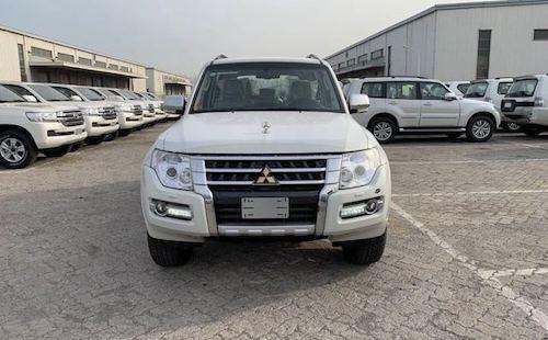 20款三菱帕杰罗V97秋季特惠5-8万折扣价