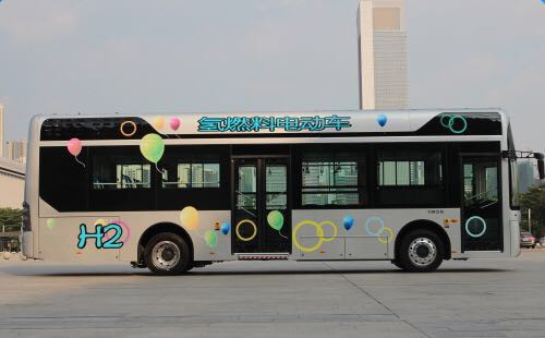 两会|中国石化李永林:建议制定氢燃料汽车发展规划