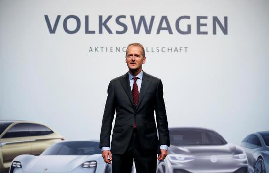 大众迪斯:美国汽车关税或致公司年损28亿美元