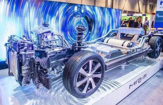丰田全面推广燃料电池技术 多家车企采购使用