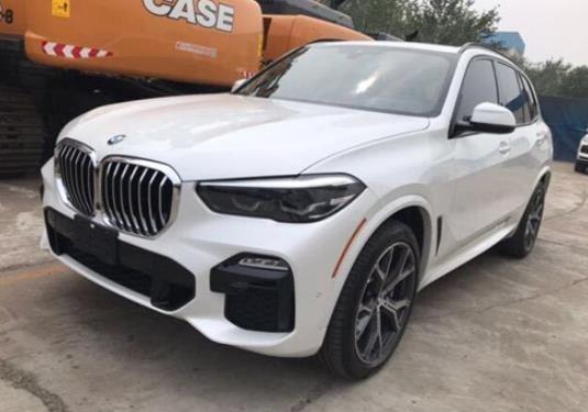 2019款宝马X5新车升华超豪华SUV配置价格