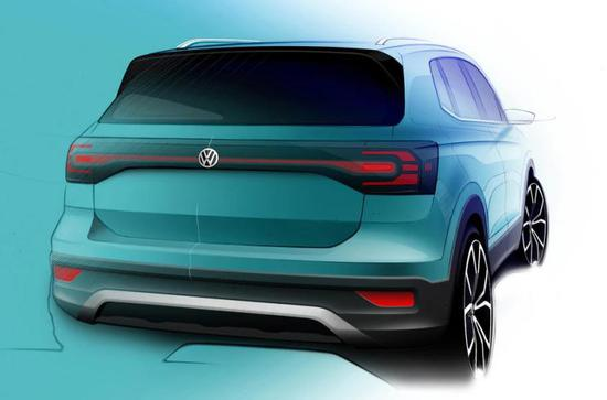 大众T-Cross Coupe将于2020年底上市