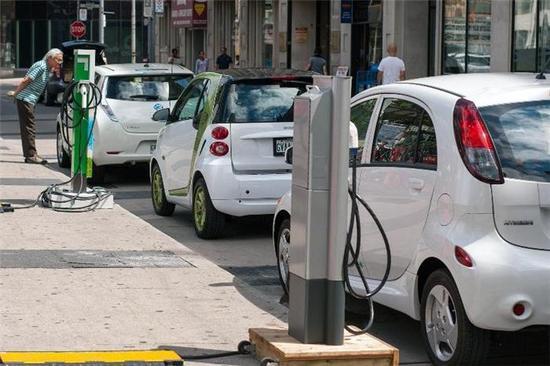 16家车企与州政府合作 助推全美电动车销量