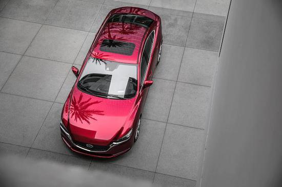 马自达6兼容Apple CarPlay和Android Auto系统 三款车载屏幕吸睛