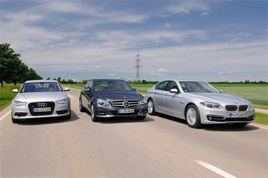 美国6月豪华车销量 宝马击败奔驰荣登榜首
