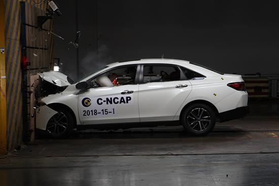 C-NCAP公布11车型碰撞结果 新规标准将迎史上最严