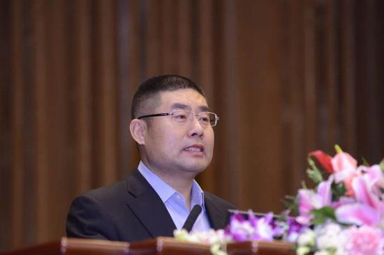 ▲华夏幸福基业股份有限公司董事长王文学