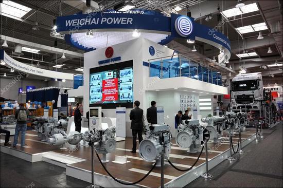俄最大汽车制造商将与中国联合生产大功率发动机