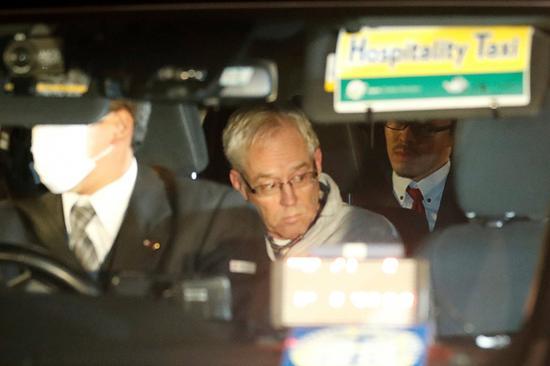 日产被拘高管称没有篡改文件 希望获得无罪判决