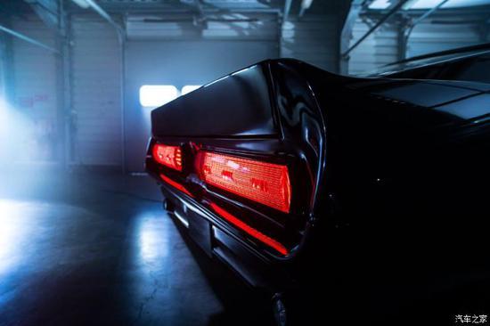 限量499台 福特Mustang复古电动跑车