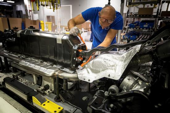 沃尔沃汽车与宁德时代/LG化学合作 利用区块链追溯电池中的钴材料