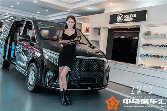 福建奔驰最新款v260七座商务车