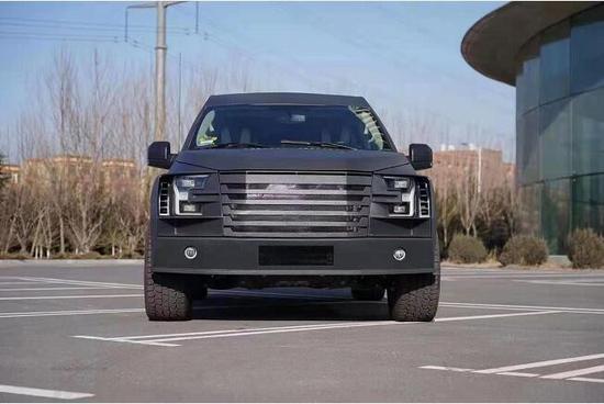 进口福特-150钢铁骑士特种车型现车热销