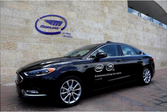 Mobileye获欧洲车企大单 为800万辆汽车提供自动驾驶技术