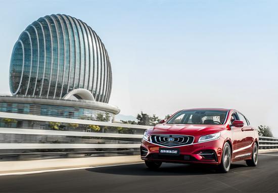 """据《华尔街日报》称 中国车不再""""丑陋""""了?"""