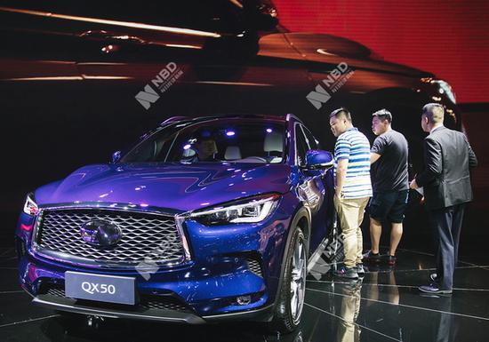 日产汽车公司决定将高级汽车品牌撤出欧洲市场