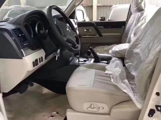 2019款三菱帕杰羅金_珠海過期作廢銷毀_標3.8L詳解裸車價格