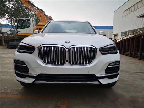 2020款宝马X5全系现车价格港口钜