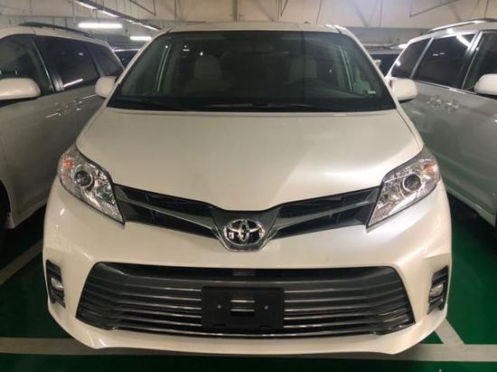 20款丰田塞纳3.5L 国六现车41.5万钜惠