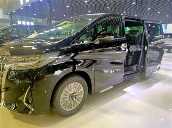 2020款丰田埃尔法最强改装全面升级MPV