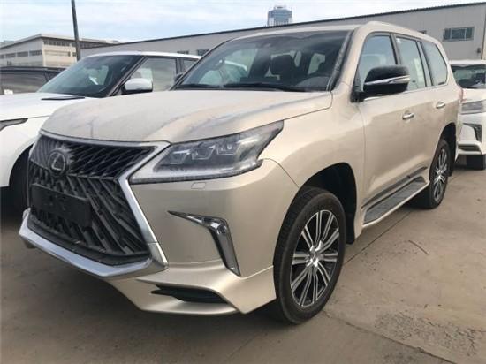 2019款雷克萨斯LX570报价实力硬派豪华车