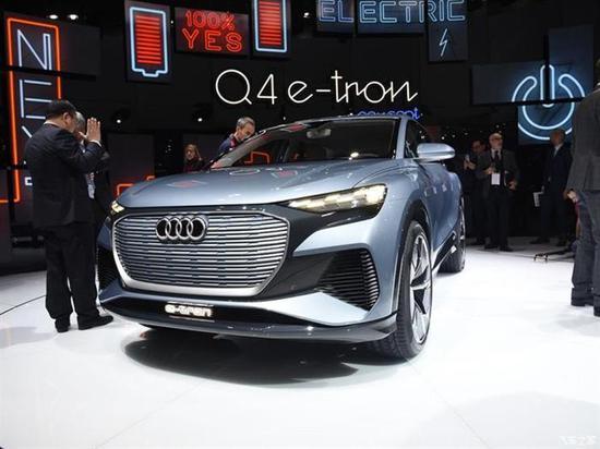 奥迪谈产品规划:不因电动化放弃燃油车