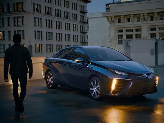 丰田开放MIRAI氢燃料电池汽车专利的最大目的就是做大氢能市场