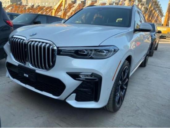 2020款宝马X7加版现车最新报价购车热销