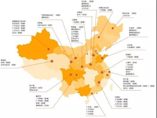广汇汽车超12亿收购庞大集团旗下5家奔驰品牌4S店
