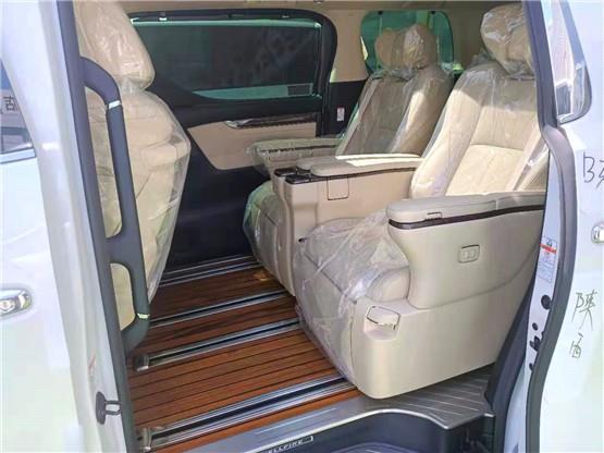 19款丰田威尔法2.5L双擎版 天津行情价格上海搬迁 公司