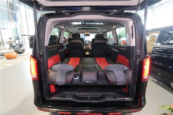 奔驰七座商务车报价巴博斯B25豪华升级