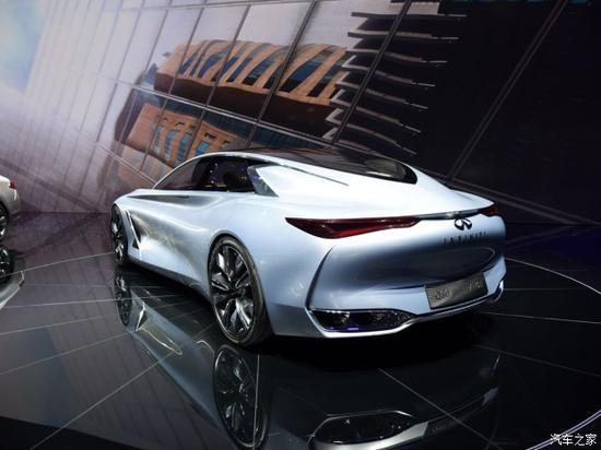 英菲尼迪(进口) 英菲尼迪Q80 2014款 Concept