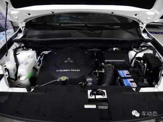 三菱2.0T就是好? 这几款自主SUV都在用
