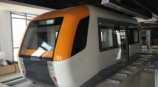 我国首条无人驾驶地铁线路有望开通