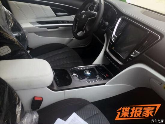 曝北汽新能源EH300实车 或为入门级车型