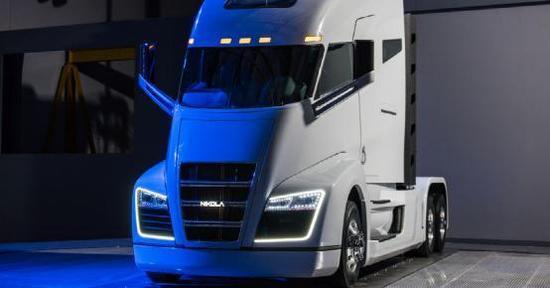 氢燃料电池逆天了,半挂卡车从北京开到上海不用充电