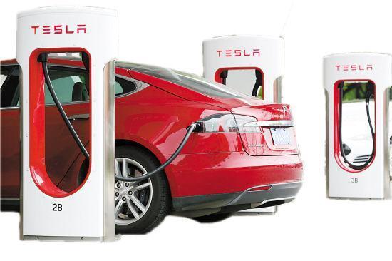 电动汽车,充电桩