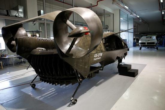 以色列载客无人机预期2020年正式面市