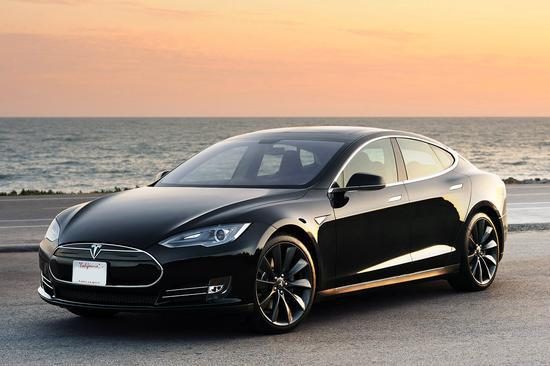 『特斯拉Model S』