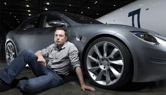 特斯拉CEO马斯克:Model 3系不会有电池容量达100kWh版本