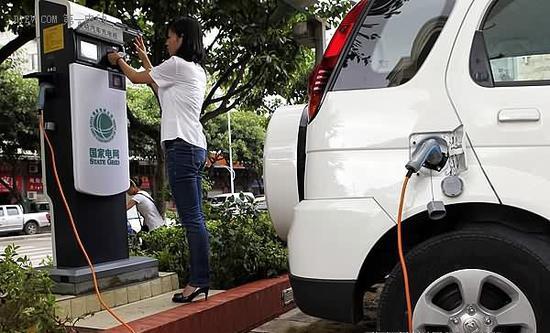 2017北京新能源车补贴政策将落地 京城销售遇空窗